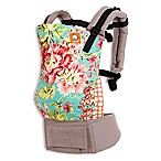 Baby Tula Bliss Bouquet Toddler Carrier in Light Grey