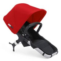 Bugaboo Runner Seat 2016 in Black/Red