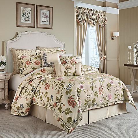 Croscill 174 Daphne Comforter Set Bed Bath Amp Beyond