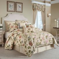 Croscill® Daphne King Comforter Set in Ivory