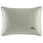 Tommy Bahama® Cuba Cabana Oblong Throw Pillow in Green