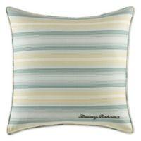Tommy Bahama® Cuba Cabana Square Stripe Throw Pillow
