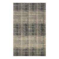 Couristan® Easton Suffolk 7-Foot 10-Inch x 11-Foot 2-Inch Rug in Black/Grey