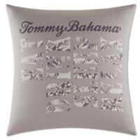 Tommy Bahama® Sandy Coast 18-Inch Square Throw Pillow in Beige