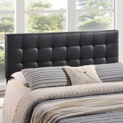 headboard customize leather combine design king elegance black craftsmanbb tufted