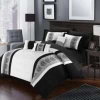 Buy Black And White Bedding Sets King Bed Bath Beyond