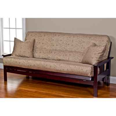 SIScovers® Chateau Chambord Microfiber Futon Slipcover