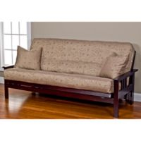 SIScovers® Chateau Chambord Microfiber Loveseat Futon Slipcover