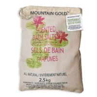 Mountain Gold™ 5.5 lb. Himalayan Bath Salts in Peppermint