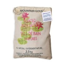 Mountain Gold™ 5.5 lb. Himalayan Bath Salts in Eucalyptus