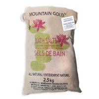Mountain Gold™ 5.5 lb. Himalayan Bath Salts
