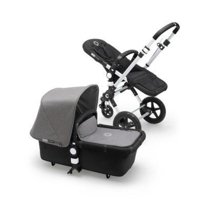 Black Melange Single Strollers