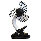 Dreambaby® Zebra Clip-on Fan