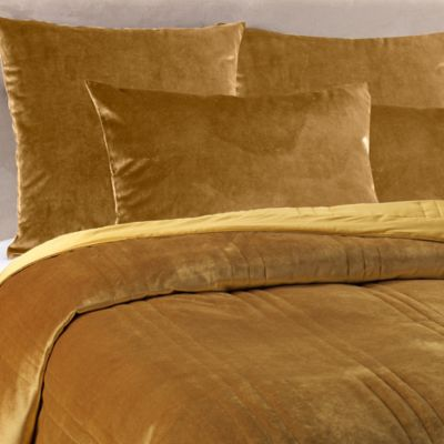 Buy Velvet Coverlet From Bed Bath Amp Beyond