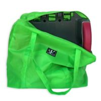 J.L. Childress Booster Go-Go™ On-The-Go Bag for Booster Seats in Green