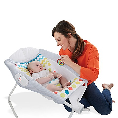 Fisher-Price® Colorful Carnival Newborn Rock 'n Play™ Sleeper