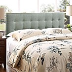 Modway Emily Queen Headboard in Grey