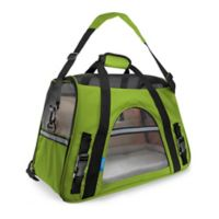 OxGord Large Soft Sided Dog/Cat Carrier in Green