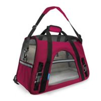 OxGord Small Soft Sided Dog/Cat Carrier in Hot Pink