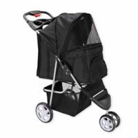 OxGord® Pet Jogger Stroller in Black