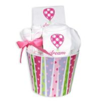 Raindrops Flying Machines 8-Piece Balloon Gift Set in Pink