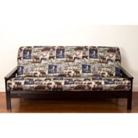 SIScovers® North Shore Loveseat Futon Slipcover