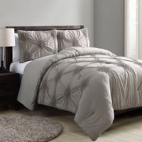 VCNY Home Jenelle 3-Piece Queen Comforter Set in Camel