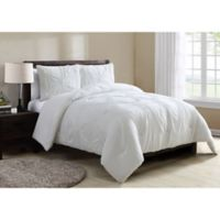 VCNY Home Jenelle 3-Piece Queen Comforter Set in White