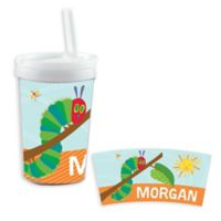 """C.P.S. 8 oz. Plastic """"Very Hungry Caterpillar"""" Sippy Cup"""