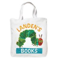61417cabb The Very Hungry Caterpillar Canvas Tote Bag
