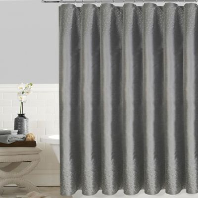 Twilight Polyester Stall Shower Curtain in Grey - Buy 54 X 72 Inch Stall Shower Curtains From Bed Bath & Beyond