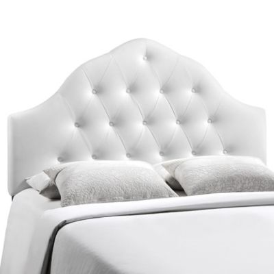 Modway Emily King Vinyl Tufted Headboard Bed Bath Beyond