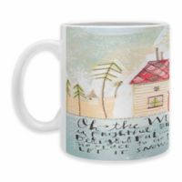 "DENY Designs Cori Dantini ""Let It Snow"" Mugs (Set of 2)"