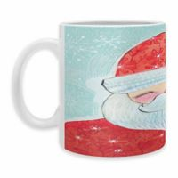 "DENY Designs Cori Dantini ""Sweet Santa"" Mugs (Set of 2)"