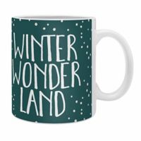 "DENY Designs Zoe Wodarz ""Winter Wonder"" Mugs (Set of 2)"
