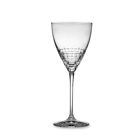 Vera Wang Wedgwood Vera Lace Bouquet 11 Ounce Goblet Bed Bath Beyond