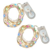 Submersible Mini String Lights in Multi (Set of 2)