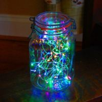 Submersible Mini Multicolored String Lights