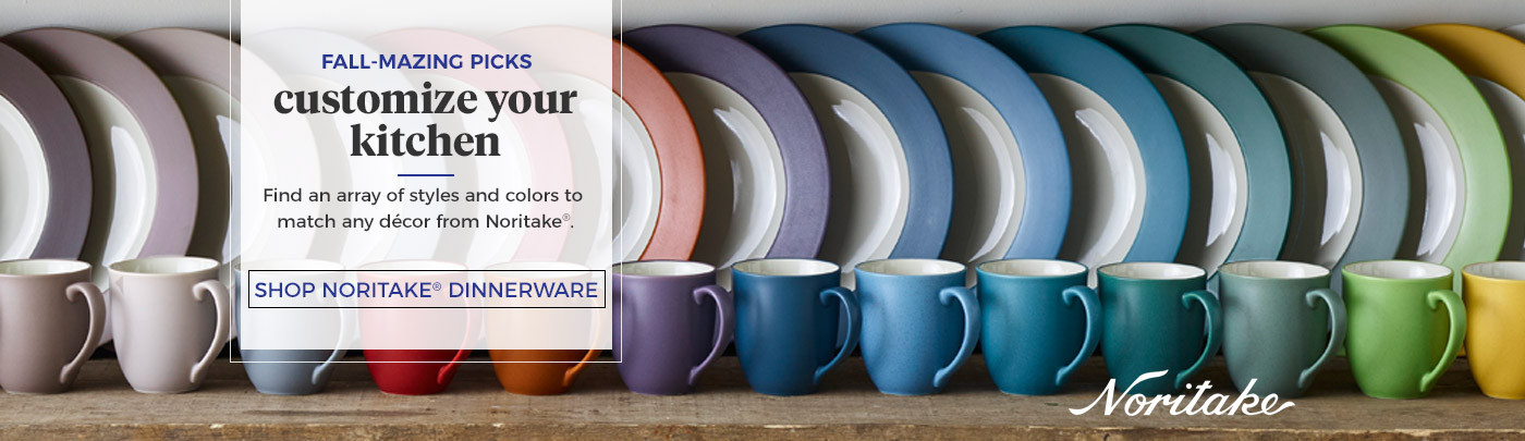 Customize Your Kitchen with Noritake