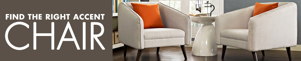 Find The Right Accent Chairs