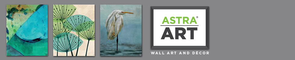 Astra Art. Wall Art and Decor