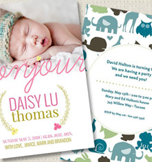 Personalized invitations buybuy baby baby baby gifts personalized stamps negle Images