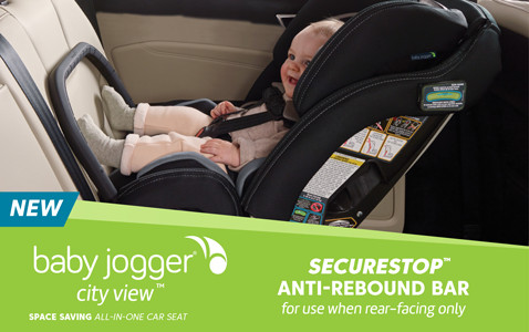 baby jogger - securestop anti-rebound bar
