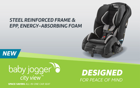 baby jogger - designed for peace of mind