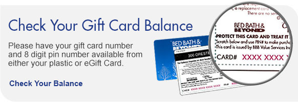 Gift cards bed bath beyond gift cards negle Images