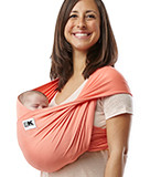 Baby K'tan Carrier in Coral