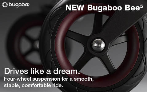 New Bugaboo Bee - Drives like a dream