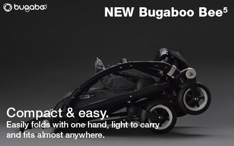 New Bugaboo Bee - Compact & Easy