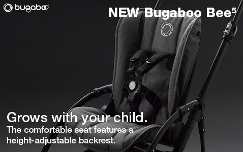 New Bugaboo Bee - Grows with your child
