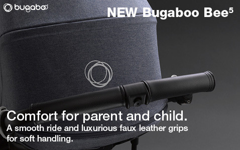 New Bugaboo Bee - Comfort for Parent and Child
